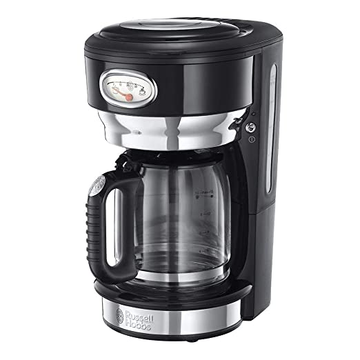 Russell Hobbs Textures Plus - Cafetera de Goteo (Jarra Cafetera ...