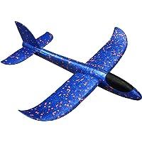 Manual de lanzamiento de espuma planeador avión inercia aeronave de juguete de lanzamiento de mano avión modelo deportes al aire última intervensión juguete