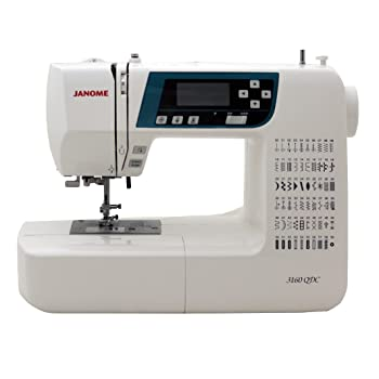 Janome 3160QDC Computerized Mid Arm Quilting Machine