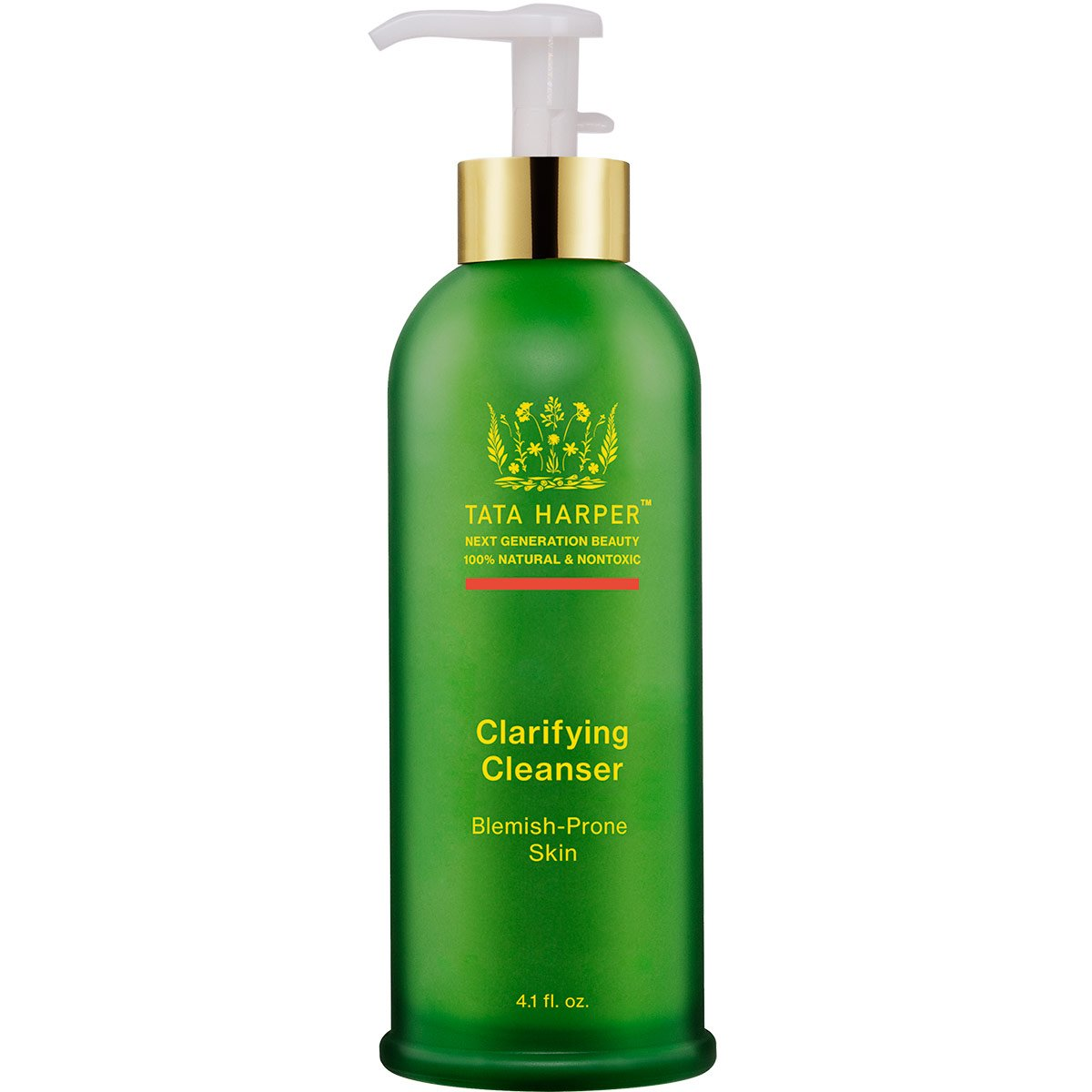 Tata Harper Clarifying Cleanser | 100% Natural & Non Toxic | Blemish Clearing Cleanser | 125ml