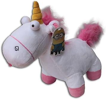 Unicorno Agnes Soffice 25cm Peluche Gru Cattivissimo Me Despicable
