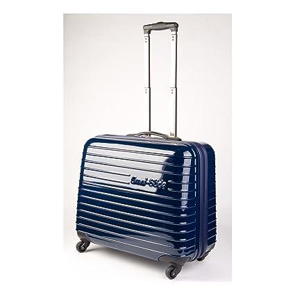 Sew Easy MR6030-BLUE | Maleta con ruedas para máquina de coser | Tamaño grande