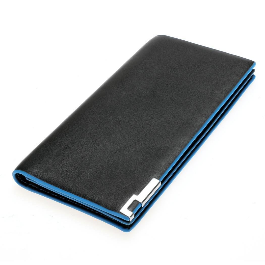 Goodfans Madams Slim leather money clip card holder outdoor monogrammed wallet with coin pocket pocket book Wallets