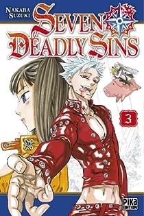 Seven Deadly Sins, tome 3 par Suzuki