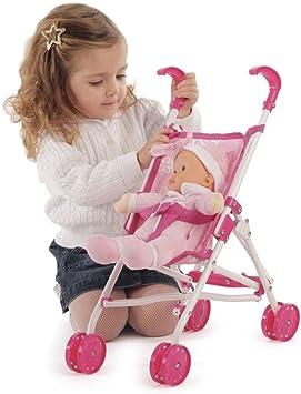 Cochecito de bebé 4 en 1, juguetes para juego de imitación