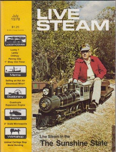 - Live Steam: Locomotives, Marine, Stationary, Traction, Workshop Vol. 12, No. 7,
