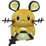 Pokemon serie peluche Dedenne