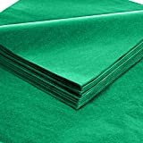 Partners Brand PT2030O Tissue Paper, Gift Grade, 20'' x 30'', Teal (Pack of 480)