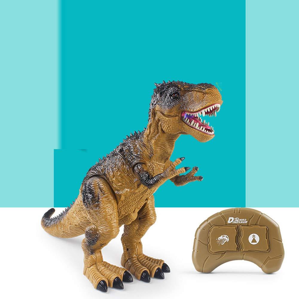 Sannysis Christmas Decor, Remote Control Walking Dinosaur Toy Fire Breathing Water Spray by Sannysis (Image #5)