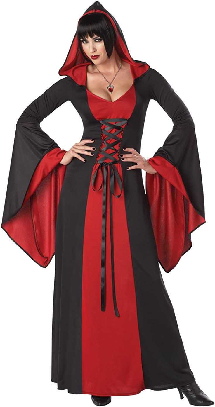 California Costumes Deluxe Hooded Robe Adult Costume