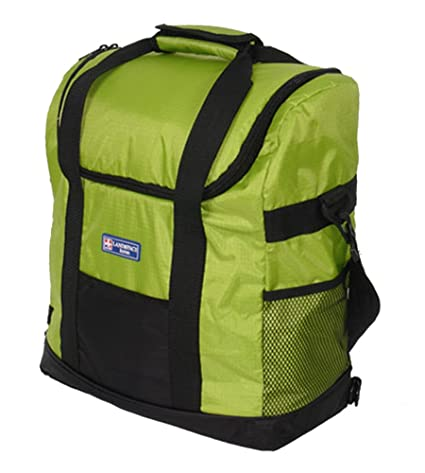 60c983c42c7d Amazon.com : Insulated Cooler Bag Backpack Lunch Portable Beer Wine ...
