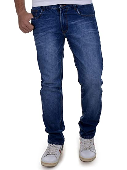 Buy Ben Martin Men's Relaxed Jeans at Amazon.in