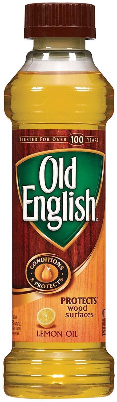 Old English Lemon Oil 236 ML / 8 Fl. オンス - 6個 B07H9JNDN7