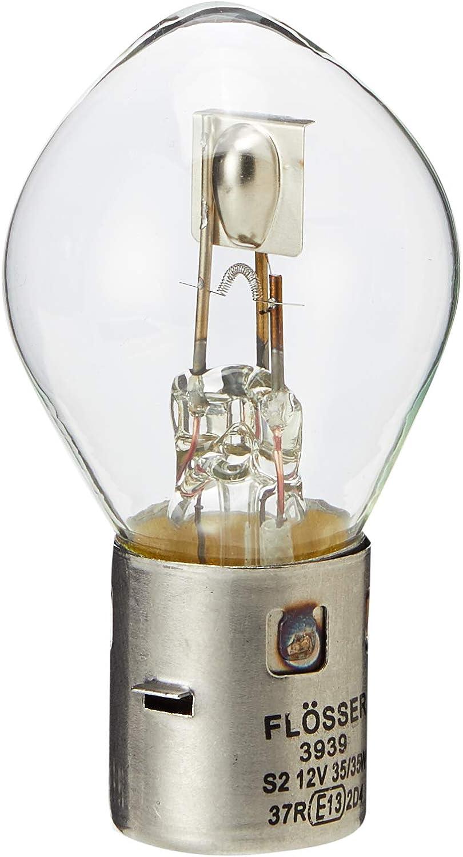 HELLA 8GD 002 084-131 Lámpara - S2 - Standard - 12V/35/35W - BA20d - caja - Cant.: 1