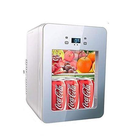 XINTONGAIR Mini refrigerador pequeño Hogar refrigerado Congelador ...