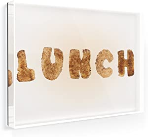 Fridge Magnet Lunch French Toast Bread - NEONBLOND