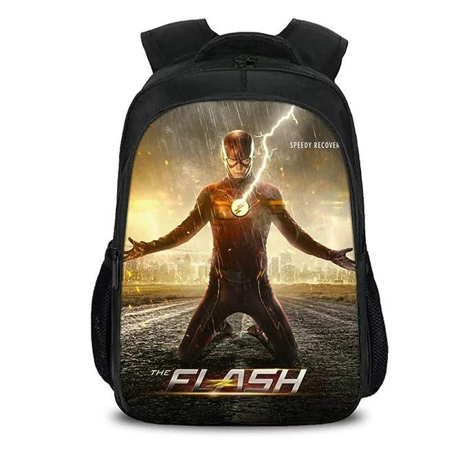 Amazon.com: The Flash - Mochila ligera para ordenador ...