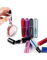 BHome Atomizador de Perfume de Viaje Portable Mini Metal