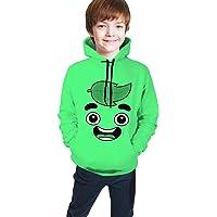 Dead Skeletons Daylight Youth Hooded Sweater Boys Girls Casual Hoodie Pullover Sweatshirt