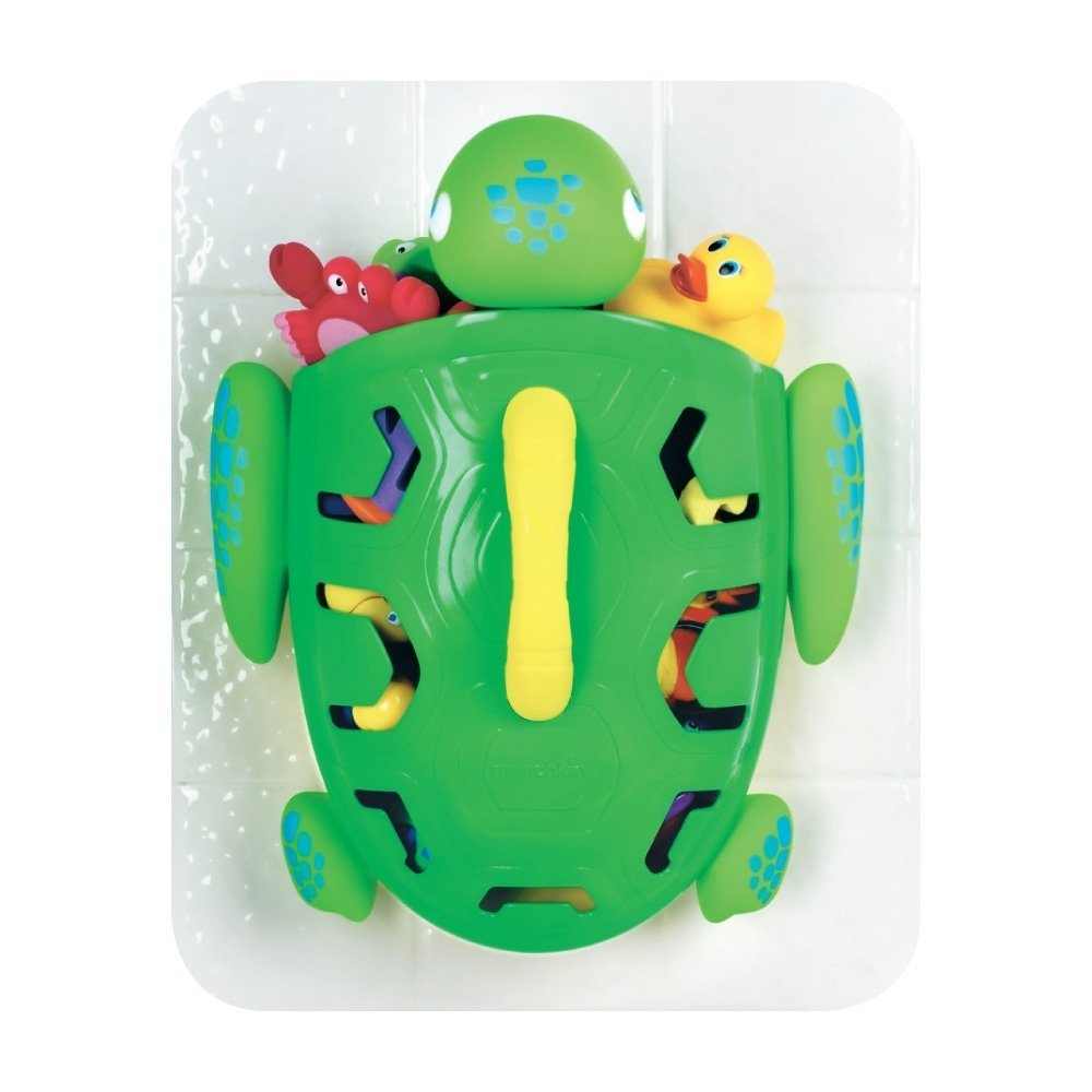 Amazon.com : Munchkin Bath Super Scooper Turtle (Discontinued By  Manufacturer) : Bathtub Toys : Baby