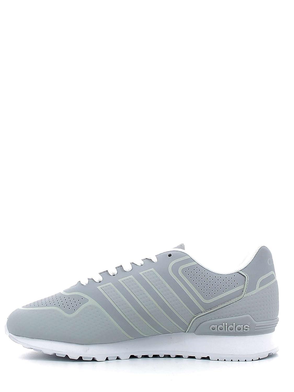 super popular e8299 536e5 adidas Neo B74706 Sneakers Uomo Grigio 40 Amazon.it Scarpe e