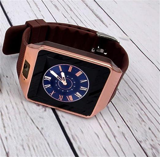 DBBKO Smartwatch Teléfono Bluetooth música/Foto a Distancia ...