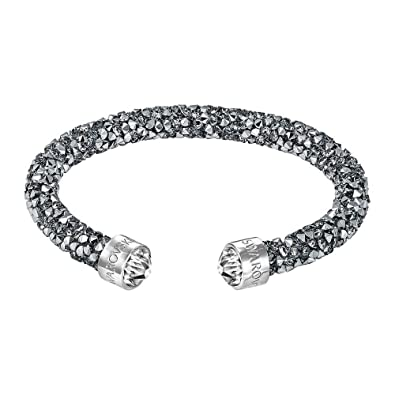 d358dc6c6750d SWAROVSKI Medium Grey Crystaldust Cuff