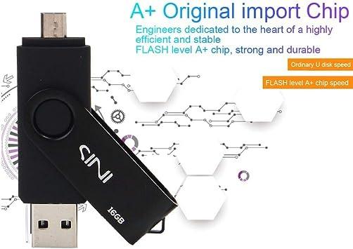 RTYUVN Pen Drive Android Smart Phone 32 GB Unidad Flash USB pendrive USB Stick Memory Disk para Regalo: Amazon.es: Electrónica