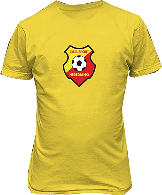 Club Sport Herediano Costa Rica T Shirt Soccer Camiseta (small)