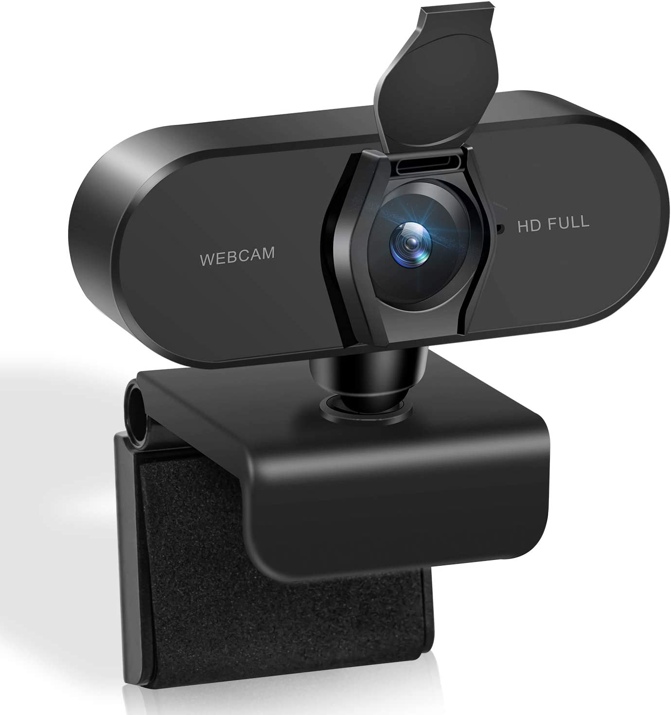 1080P HD Streaming Webcam with USB Plug and Play for PC//Mac//Laptop//Desktop Gr8ware Webcam with Microphone Video Call Web Camera for Skype,Online Meeting//Study Recording