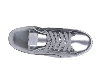 Buy Puma Women Vikky Platform LX Silver