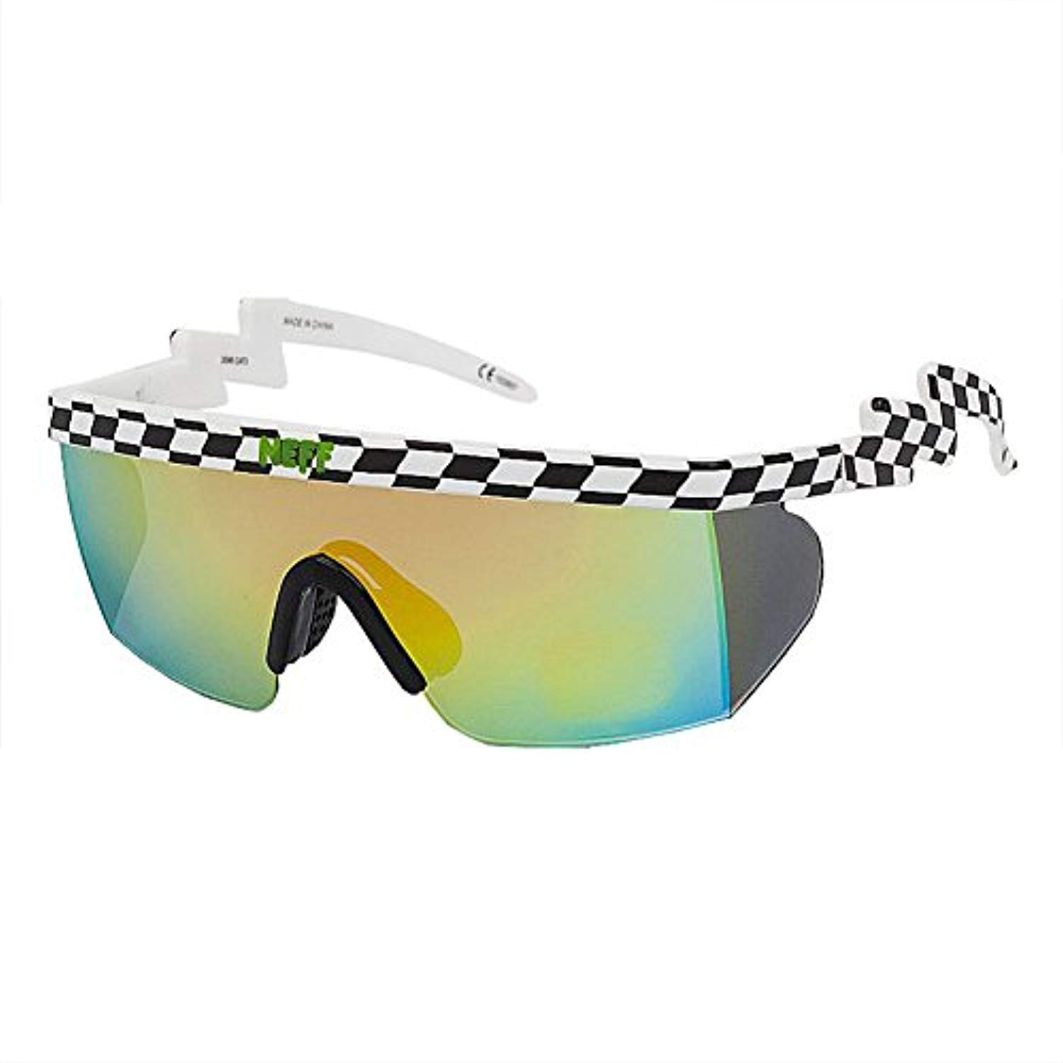 Neff Brodie Wrap Around Sport Sunglasses NF0304-Wild Tiger-p Holiday ... b0c8f4cf99