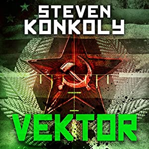 Black Flagged Vektor Audiobook