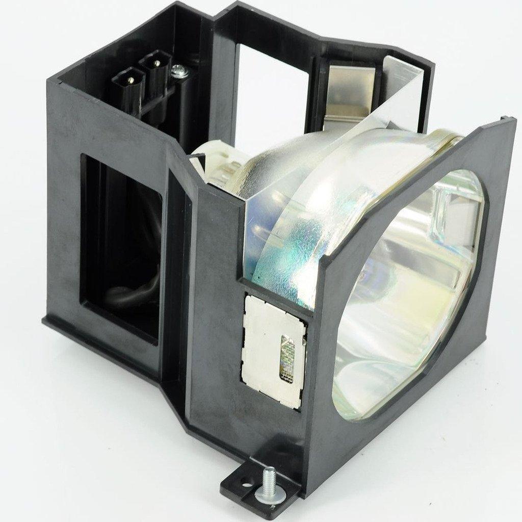 QueenYii et-lad7500互換ランプfor Panasonic pt-l7600プロジェクターランプwith housing   B0763SPN43