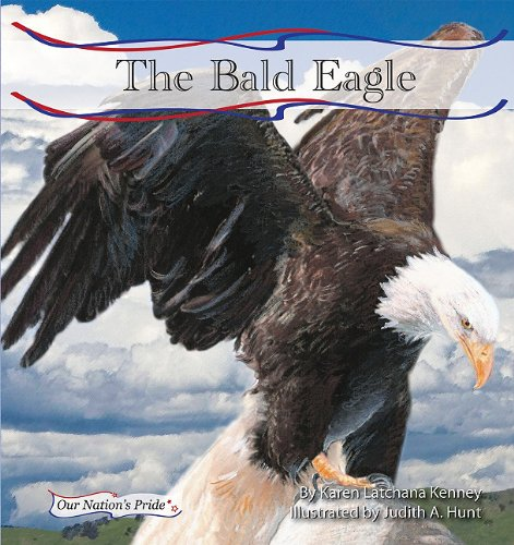 The Bald Eagle (Our Nation's Pride Set 2) (Two Bald Eagles)