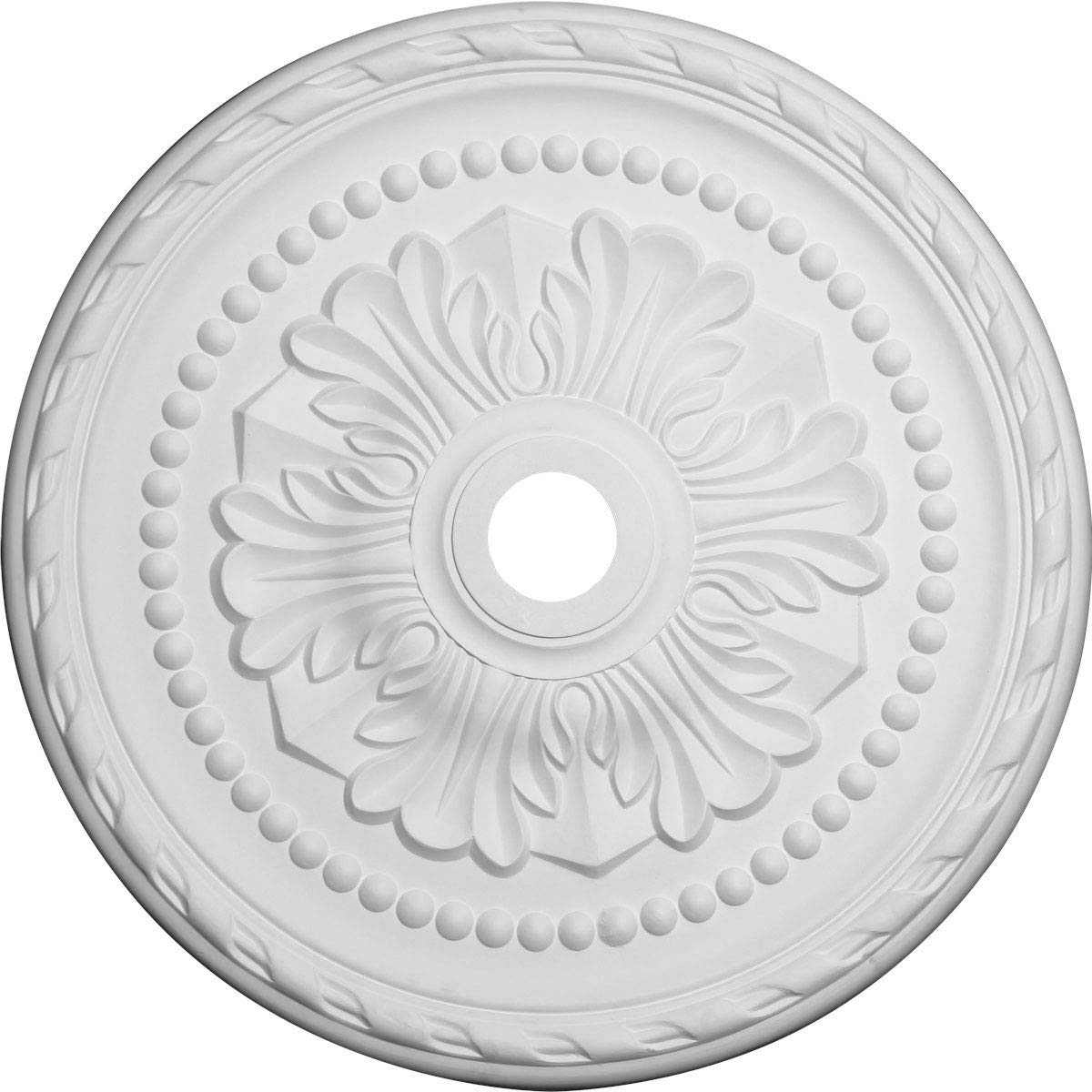 Ekena Millwork CM31PM Ceiling Medalion, Primed