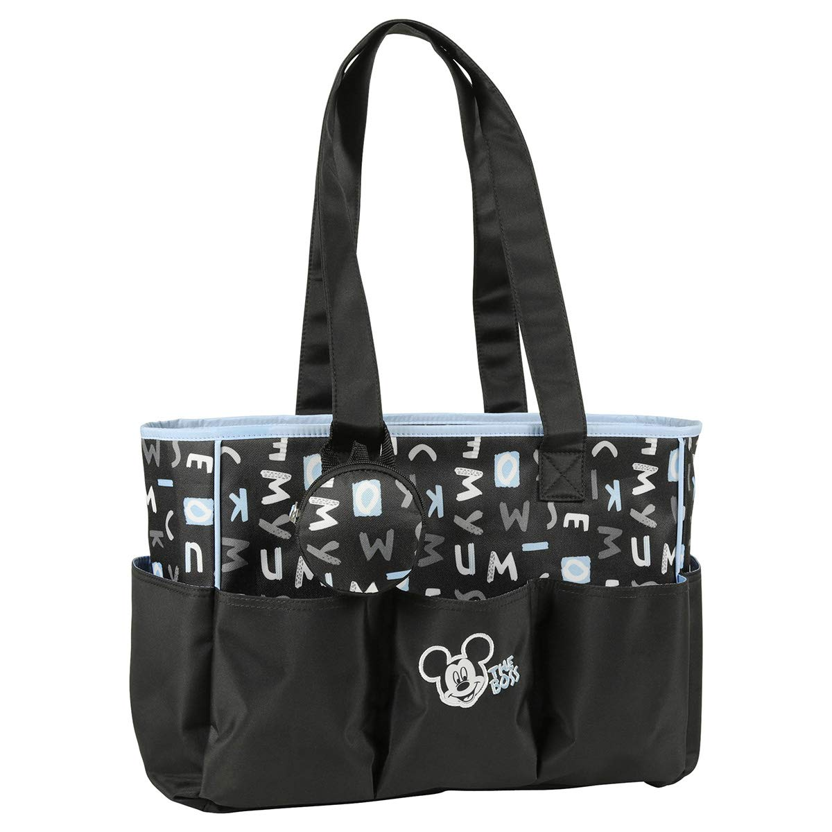 Amazon.com: Disney Disney Mickey Mouse - Bolso para pañales ...