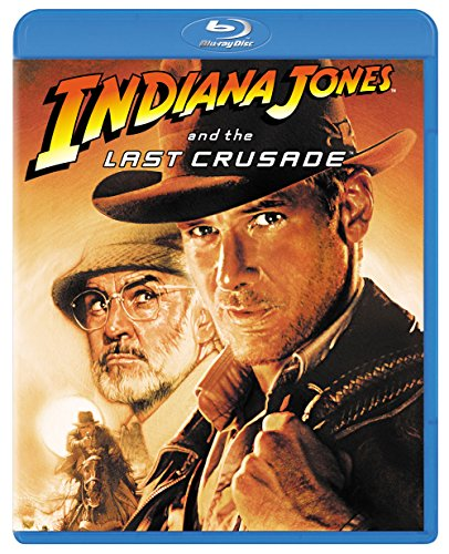 ( Indiana Jones The Last Crusade [amazondvd Collection] [Blu-ray] )