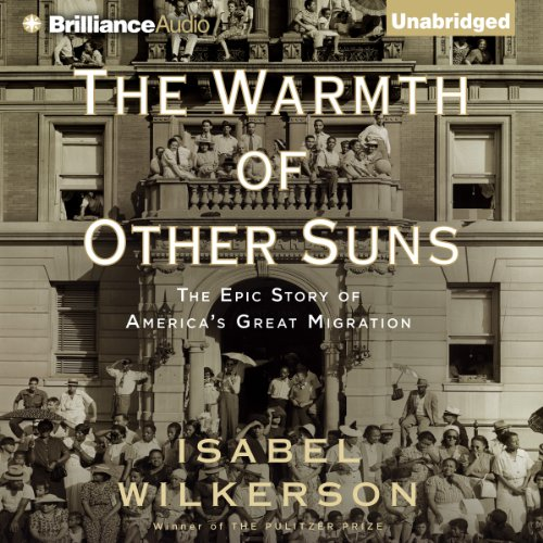 The Warmth of Other Suns: The Epic Story of America's Great Migration (Stools Canada)