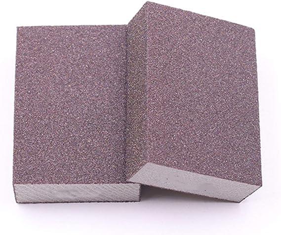 MAOMBO 18 Pieces Sanding Sponge Sanding Blocks,Reusable and Washable Sand Sponge Kit