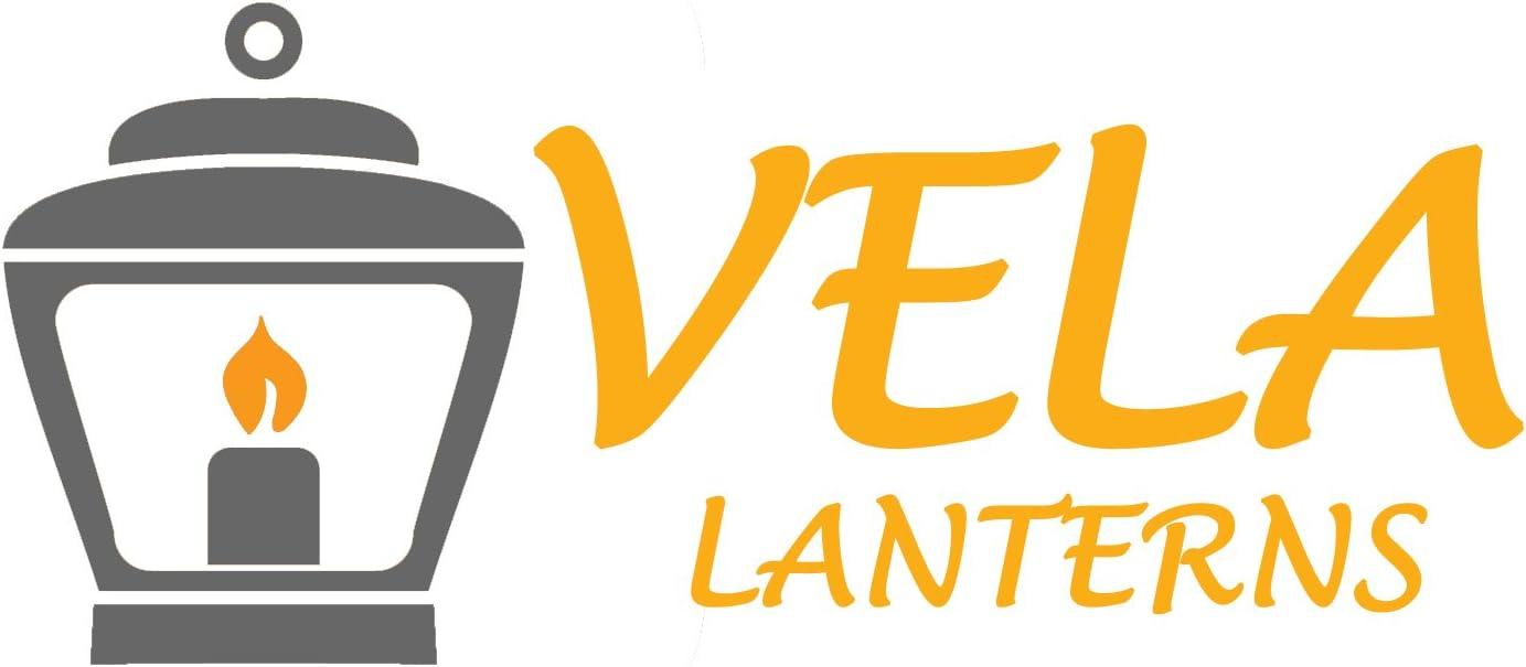 Farolillos Vela Lanterns de estilo marroqu/í