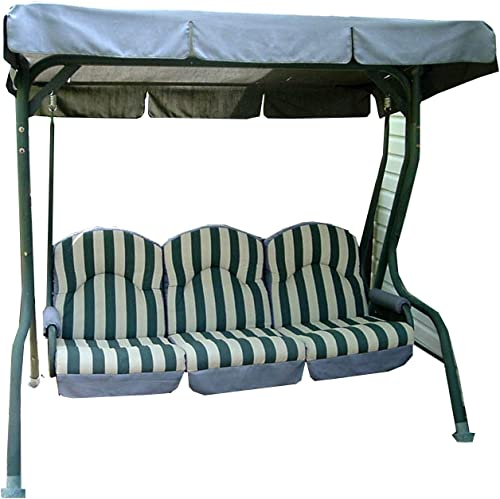 Garden Winds Royal Deluxe Swing Replacement Canopy