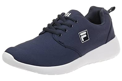 FILA Alva Low Schuhe Herren Sneaker Turnschuhe Blau 26010096.29Y, Größenauswahl:44