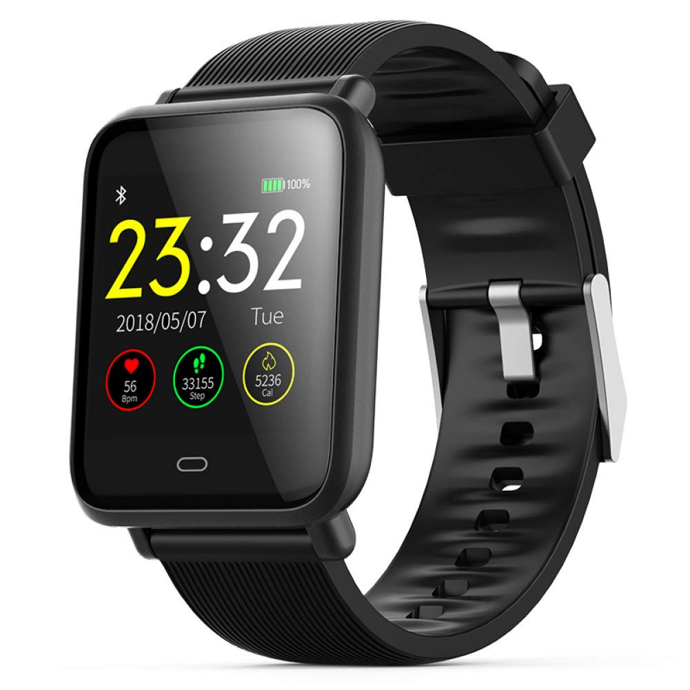 Amazon.com : GGOII Smart Wristband Q9 Smart Watch Blood ...