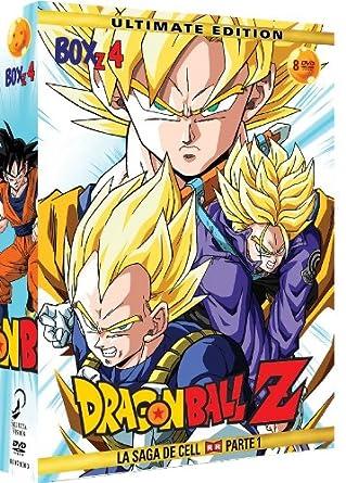 Dragon Ball Z Box 4 (8) [DVD]: Amazon.es: Animación, Daisuke ...