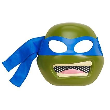 Tortugas Ninja - DX máscara - Leonardo - 20 cm (Importado de ...