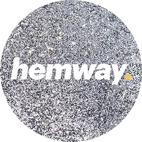 Champagne Gold Tile Flooring (Hemway Metallic Glitter Floor Crystals for Epoxy Resin Flooring (500g) Domestic, Commercial, Industrial - Garage, Basement - Can be used with Internal & External (Champagne))