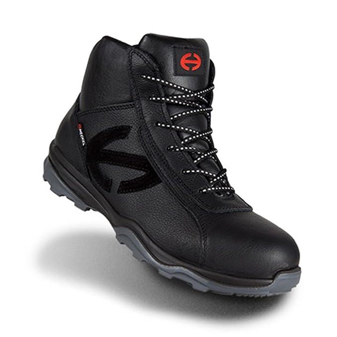 Heckel RUN-R 400 S3 SRC zapatos de trabajo, botas de seguridad modernas,
