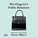 Mrs Pargeter's Public Relations Audiobook by Simon Brett Narrated by Simon Brett