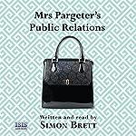 Mrs Pargeter's Public Relations   Simon Brett
